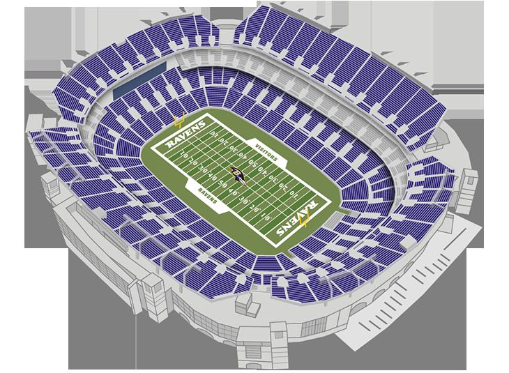 Official Baltimore Ravens PSL Marketplace Buy & Sell PSLs Wait List